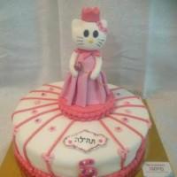 עוגת קיטי נסיכה