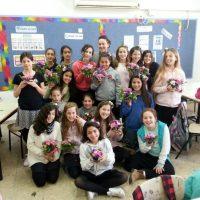 סדנאות שזירת פרחים